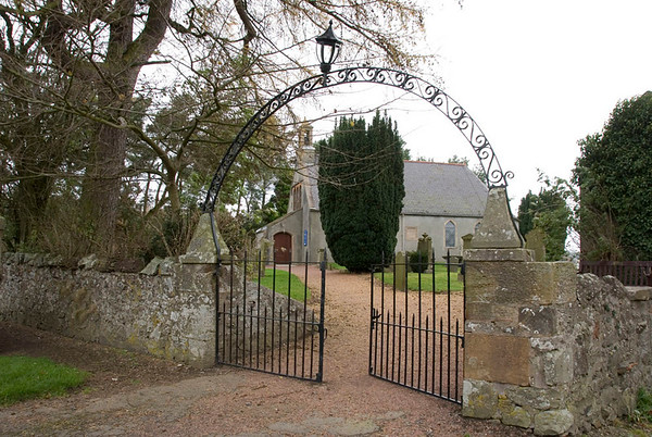 Symington Kirk, Lanarkshire (recce visit)