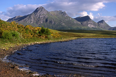 Ben Loyal from Lochan Hakel.  8pm, 13/6/89