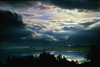 Torridon, early morning light.  5.30am, 20/05/00