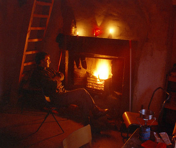 . . . and its snug interior.  19/06/97