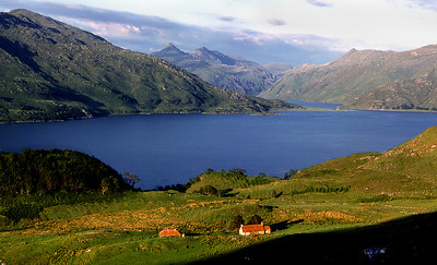 Easter Stoul and Loch Nevis.  8pm, 7/6/82