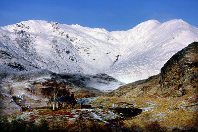 The Streaps from Gleann Dubh Lighe.  2.30pm, 5/1/86