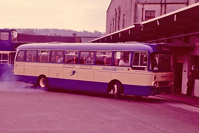 MPE278 I think at Falkirk bus station