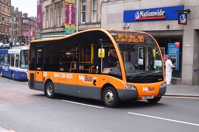 Glasgow Citybus (UPDATE 27 09 2017) - jimmyshengukbuses