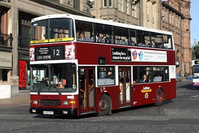 Bus Operators in Scotland
