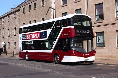 Bus Operators in Scotland (UPDATE 27.09.2017)