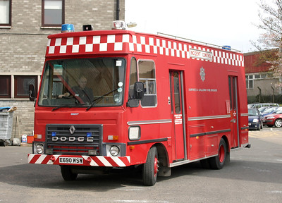 Dumfries and Galloway Fire and Rescue