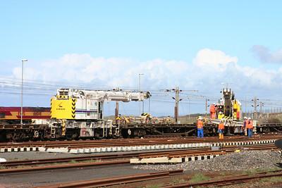 Kirows at Falkland Yard