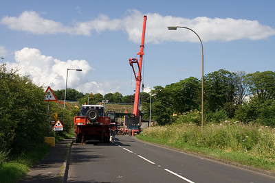 Dalmeny line bridge renewals