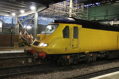 43014 at Waverley 10th December 2009