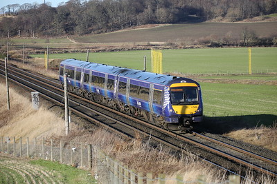 170406 passes Turnhouse.  Dash these posts.