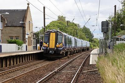 380114 at Kirknewton 17th July 2020