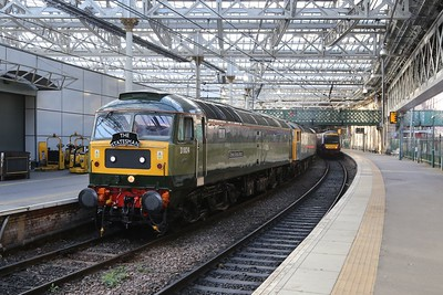 47810 aka D1924 looks the part on 1Z26 Inverness to Milton Keynes