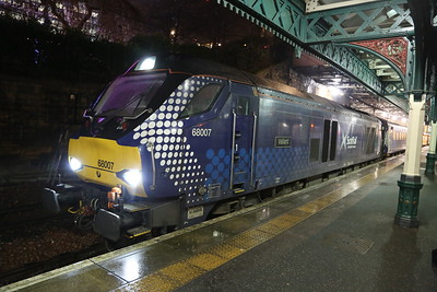 68007 is yet again the full circle traction for the Old Fools pre Christmas shindig.