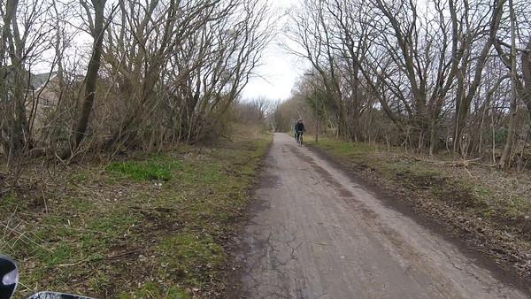 Roseburn to Barnton Junction
