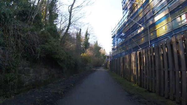 Balerno Branch 3 - Kinleith Mill towards Balerno
