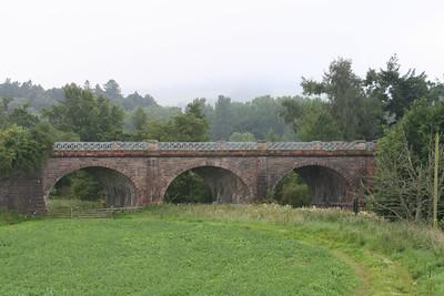 Neidpath Viaduct, Peebles to Symington branch