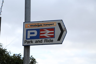 Strathclyde Transport alive and well in Lenzie