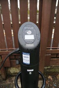 Lenzie EV charger