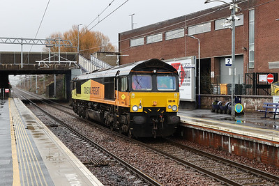 66846 is 0C66 1100 Grangemouth Ineos and return via Mossend 12th March 2021