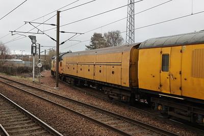 3Z01 Slateford - Craigentinny tanking move  31st March 2021  37175 + 9703 with 96608/6260/9808/62387