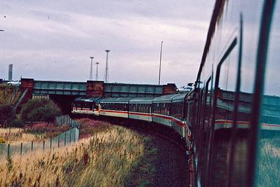 Seafield looking towards Leith
