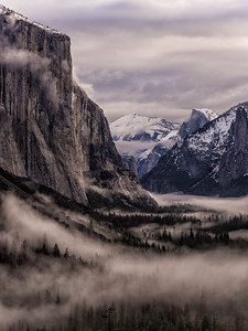 Moods of Yosemite Valley