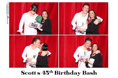 Scott's 45th Birthday Prints