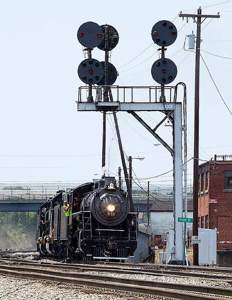 Southern RY #630 Roanoke,VA