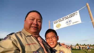 2014-07-27 Merit Badge University