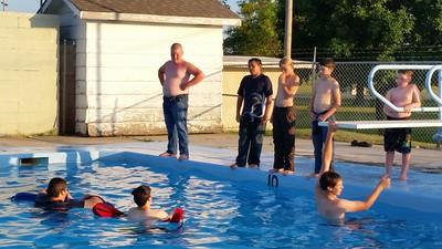 2014-08-03 Boy Scout Swim Badge
