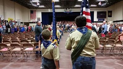 2016-11-09 Veterans Day Program