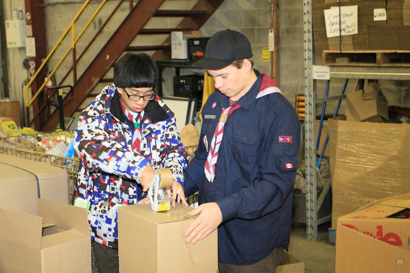 Food_Drive_Scout Food Drive_IMG_0872