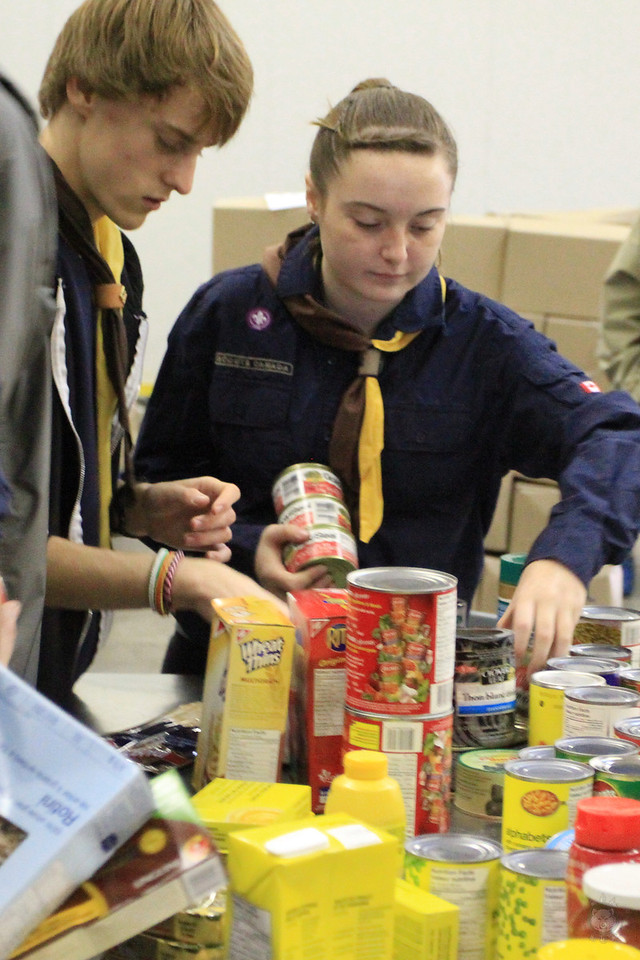 Food_Drive_Scout Food Drive_IMG_0962
