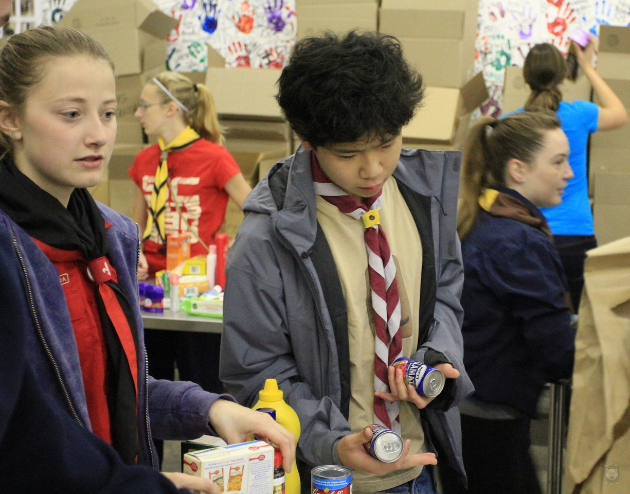 Food_Drive_Scout Food Drive_IMG_0892