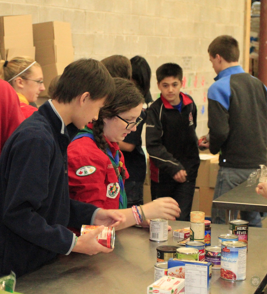 Food_Drive_Scout Food Drive_IMG_0866