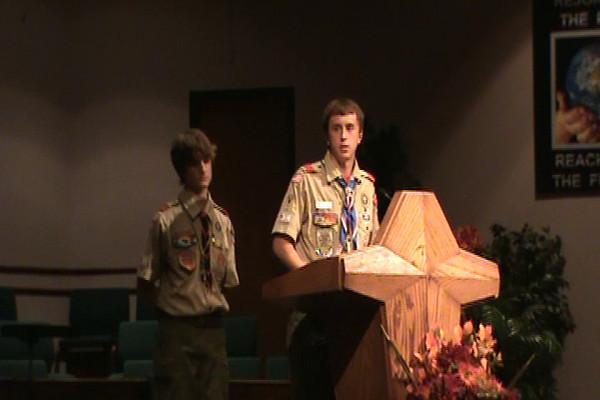 SPL Election- Troop Questions 11-16-09
