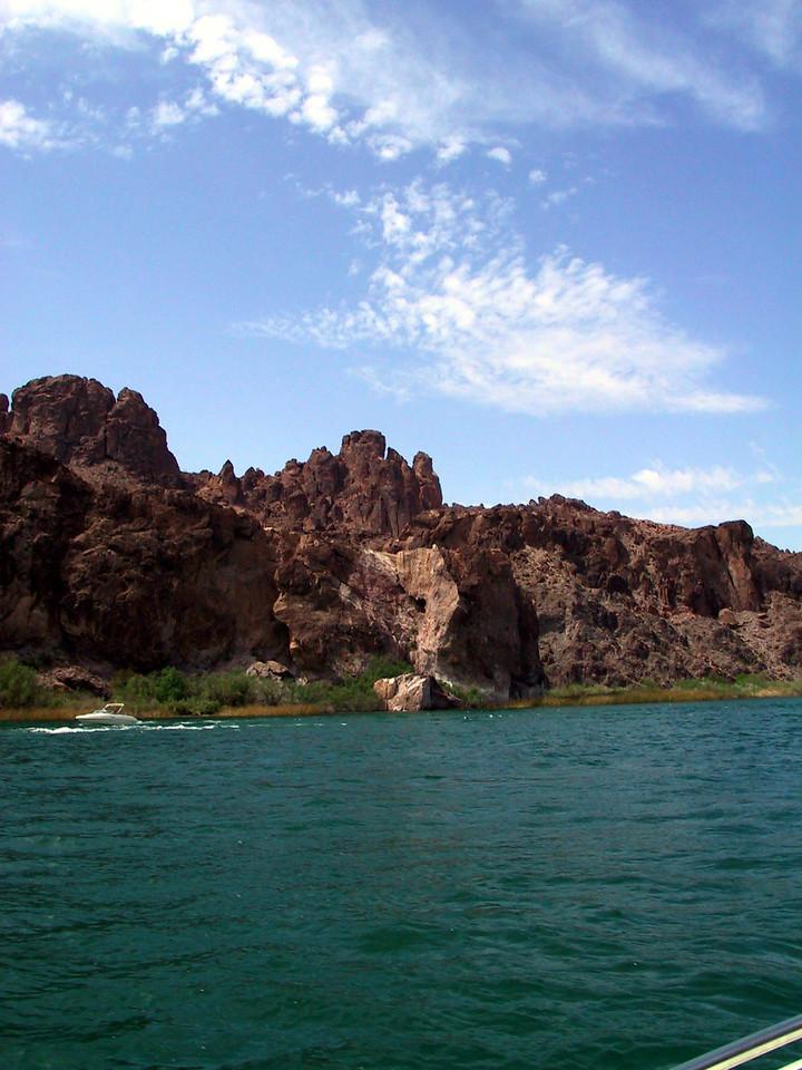 2002 - Colorado River Campout - Troop 128
