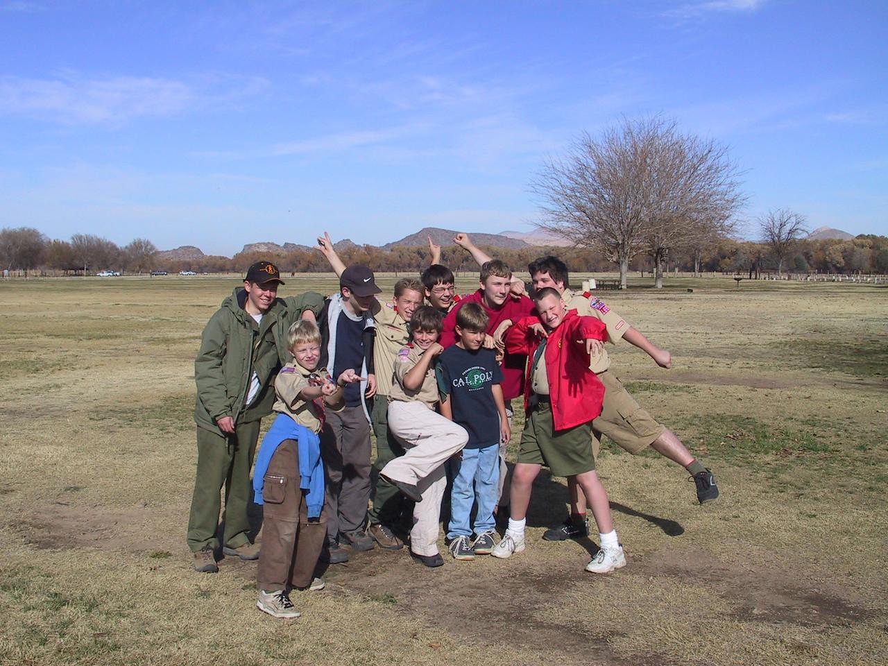 2002 - Rocket Camp - Troop 155