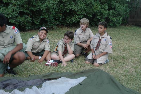 Cub Scouts Pack 46