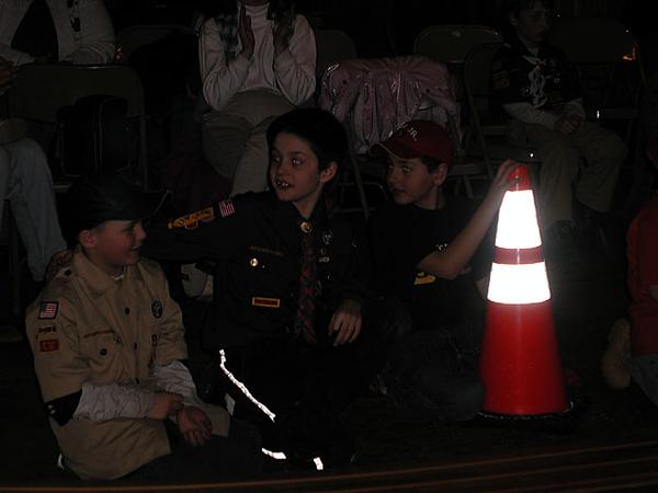 Pinewood 2003