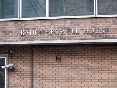 Baden-Powell House in London