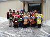 Winter  carnival parade