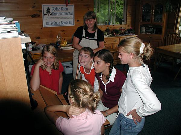 Troop in 2003