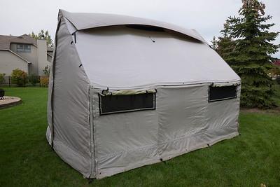 Jamboree Staff Tent