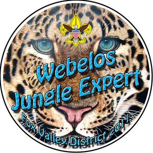 Webelos Jungle Expert