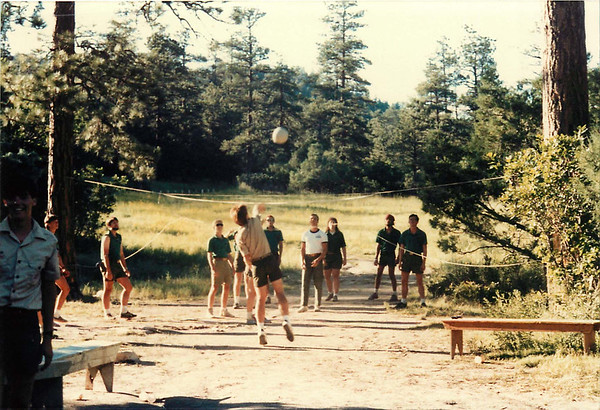 At the Hunting Lodge 07/24/1986