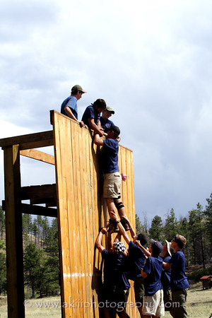 Philmont Day 4. The Fourth Day.  (Dan Beard)