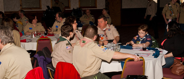 Three Rivers District Dinner 2014