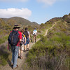 Continuing up the Backbone Trail.